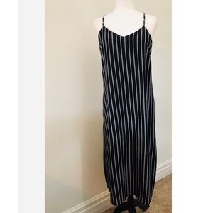 Monteau Slip Dress